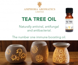 Natural Immune Boosters - Tea Tree