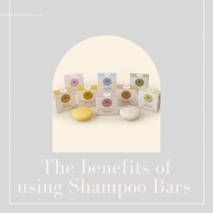Benefits of using a Shampoo Bar.