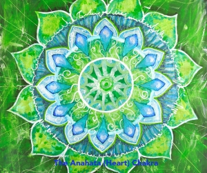 Balancing Chakras Day 4 - The Heart Chakra