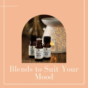 New Pure Essential Oil Aromatherapy Blends to Suit Your Mood