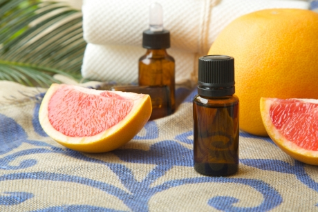 3 Essential oils to help detox the skin.