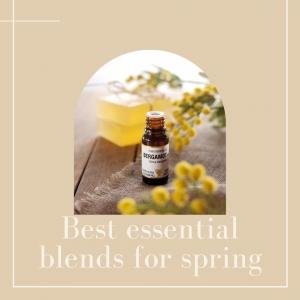 Best essential blends for spring