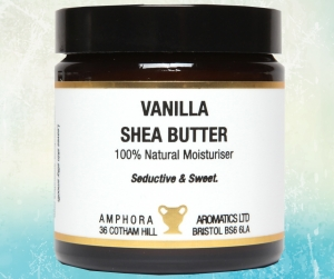 Winter Skin Protection - Shea Butter Moisturisers!