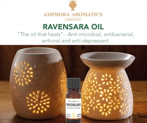 Natural Immune Boosters - Ravensara